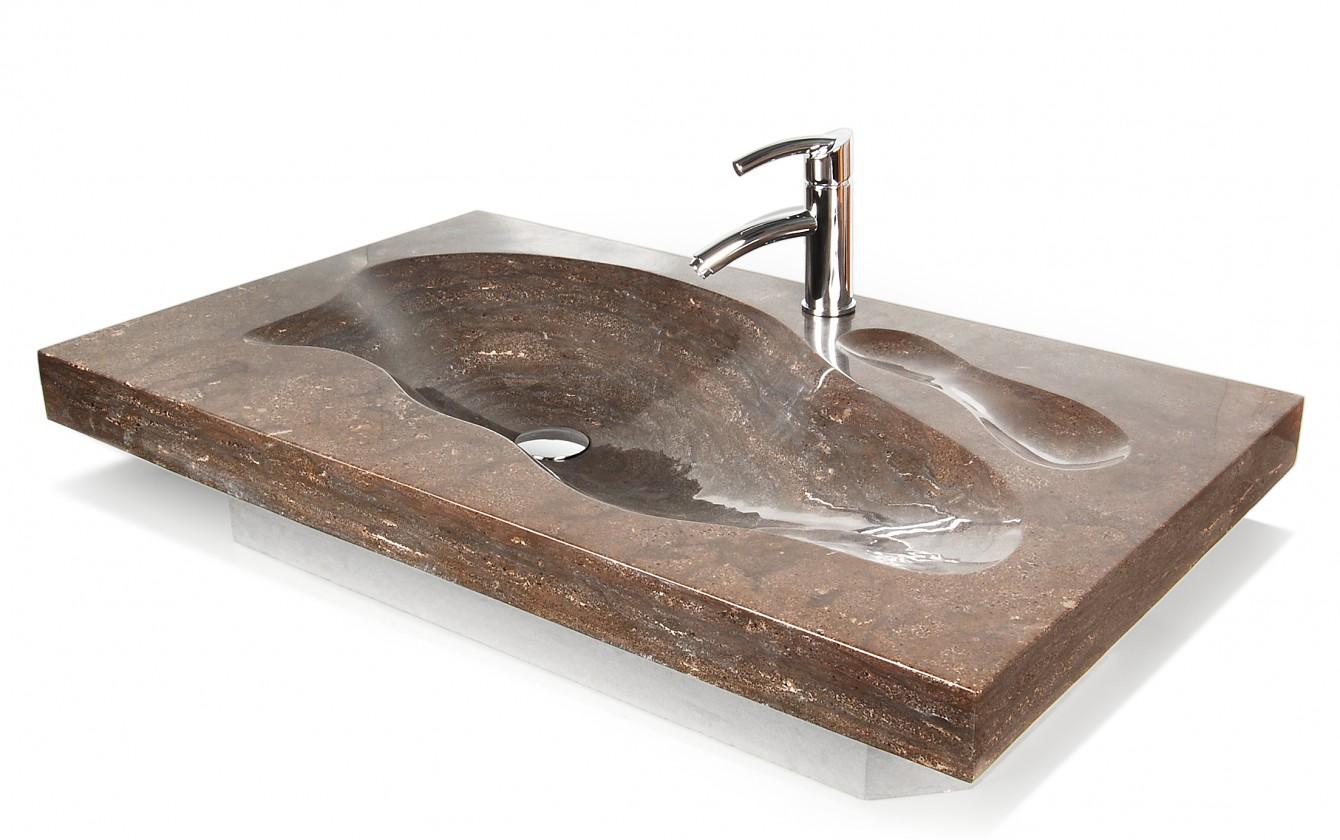 Grand TahoeGrand Tahoe Natural Stone Vanity Top. D Vontz Natural Marble Vessel Single Sink Bathroom Vanity Top. Home Design Ideas