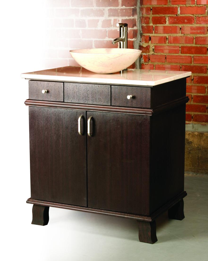 Traditional vanity for Dvontz bathroom vanity