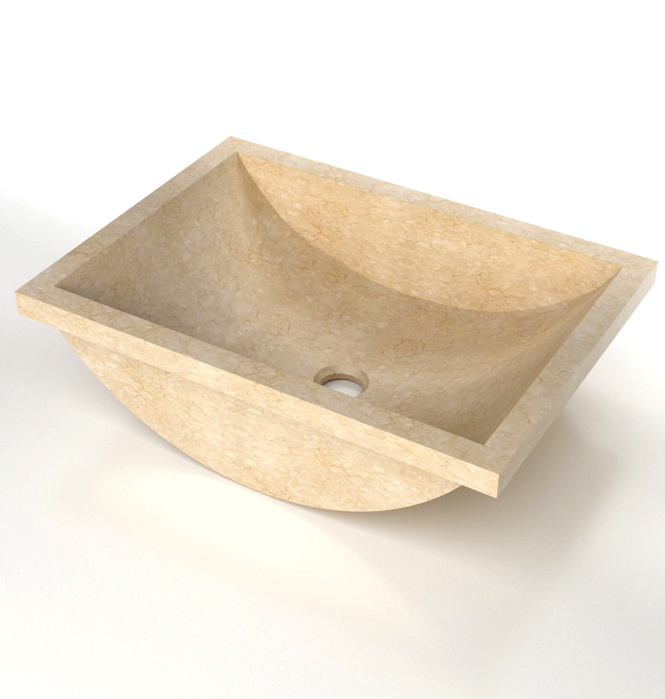 Gemstone Sink : go to natural stone prev next compare rectangular natural stone sink ...