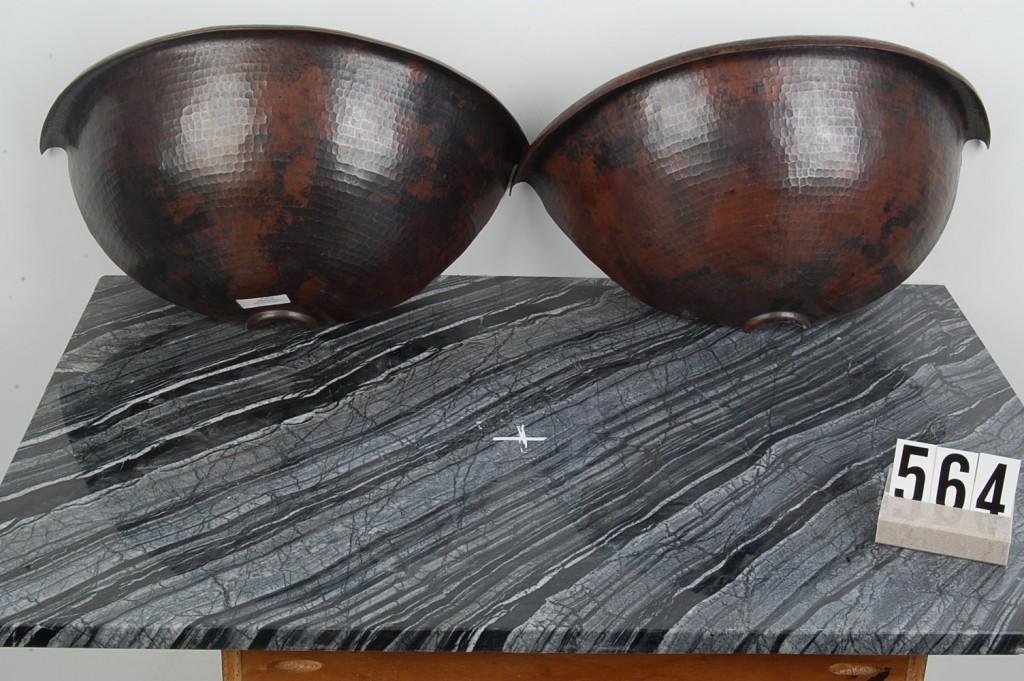 Copper Sconces